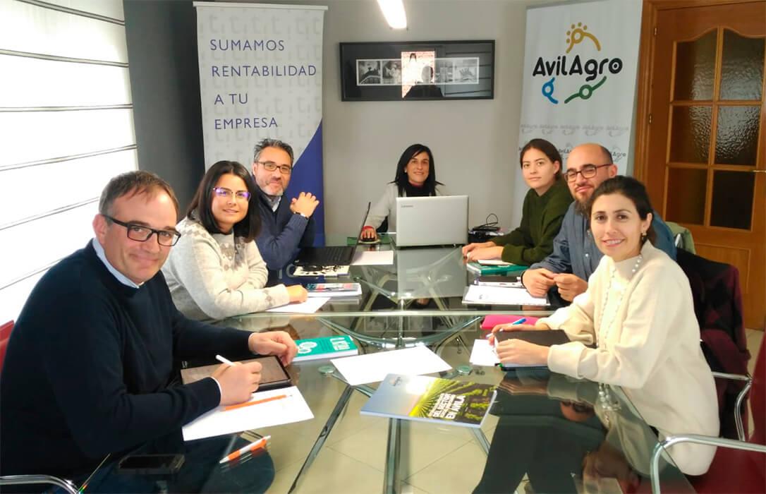 AvilAgro crea Espacios Socios, un networking virtual dentro de su web, con el objetivo de maximizar las sinergias entre los mismos