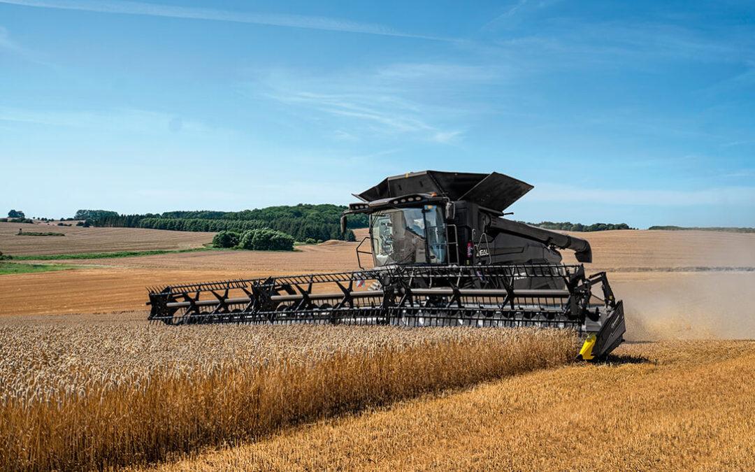 Las cosechadoras Fendt también estarán disponibles con cabezales especiales Geringhoff