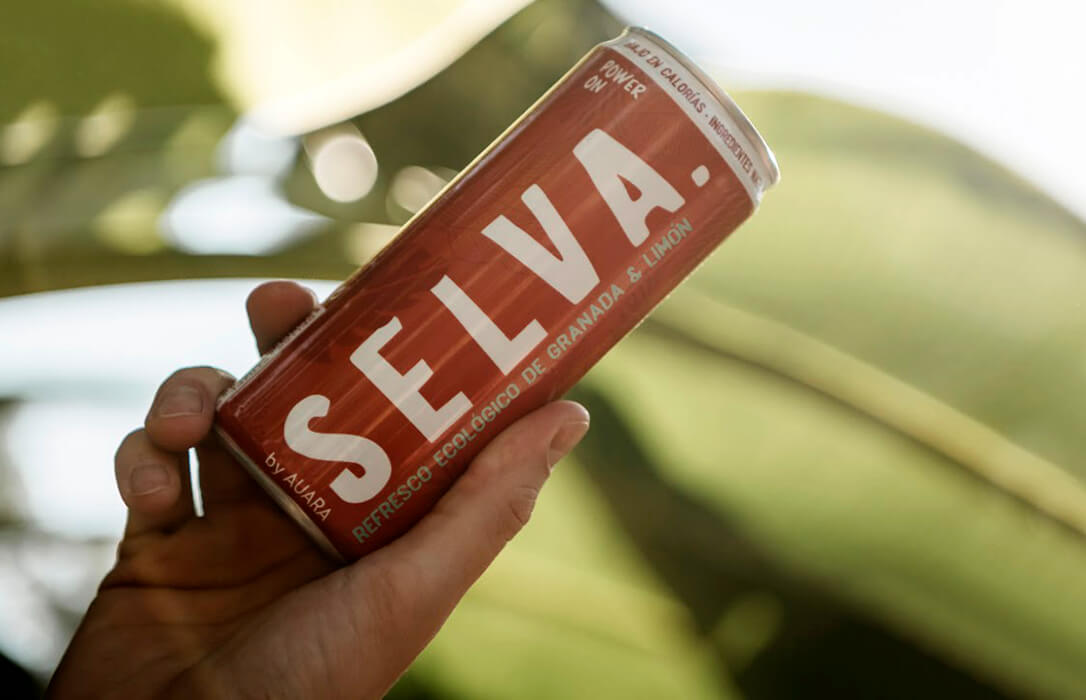 El refresco funcional y ecológico Selva by AUARA, la bebida más premiada de 2020