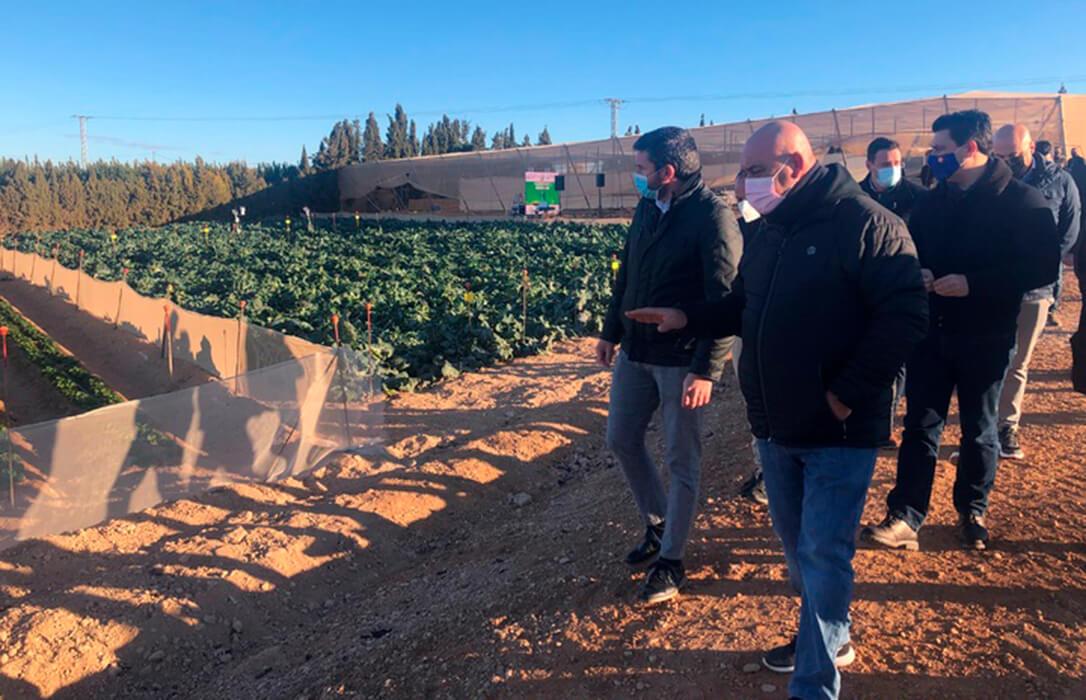Murcia no quiere esperar y exige al Gobierno que adopte las medidas necesarias para aplicar los ecoesquemas de la PAC