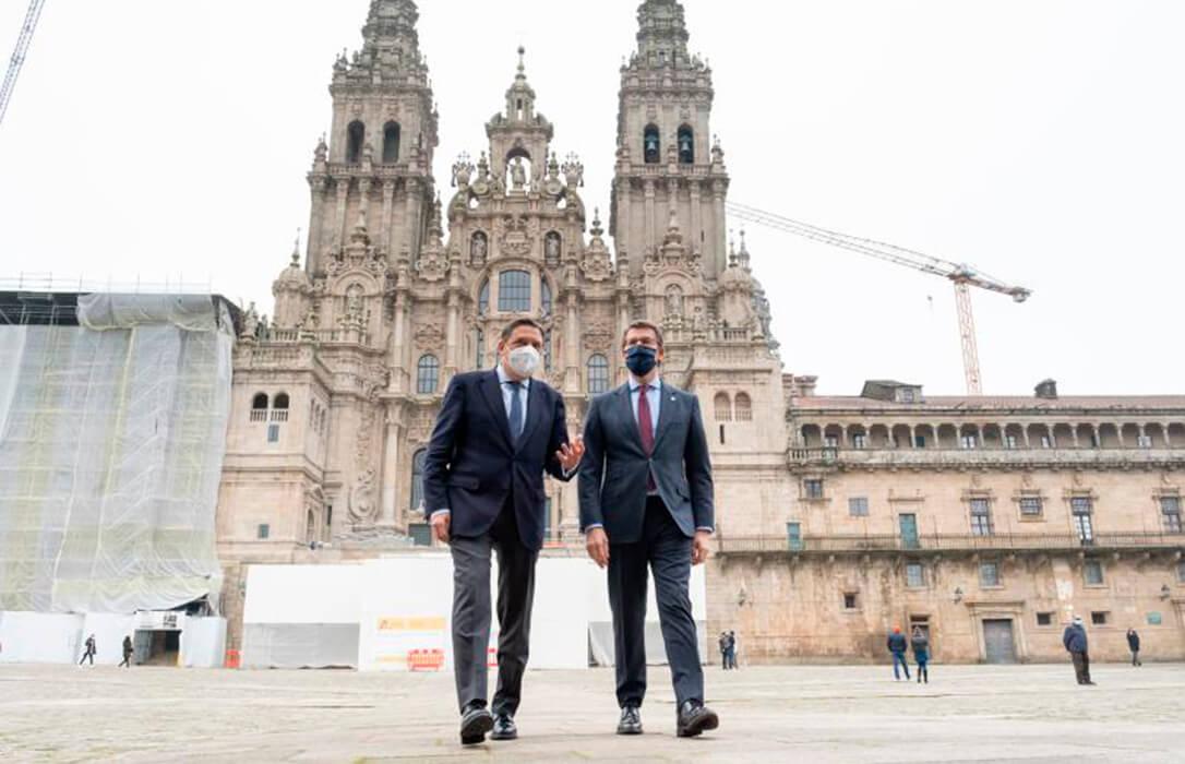 Planas sigue adaptando la PAC al gusto de las CCAA: Visita Galicia y asegura que su agricultura está «en el epicentro de la nueva PAC»