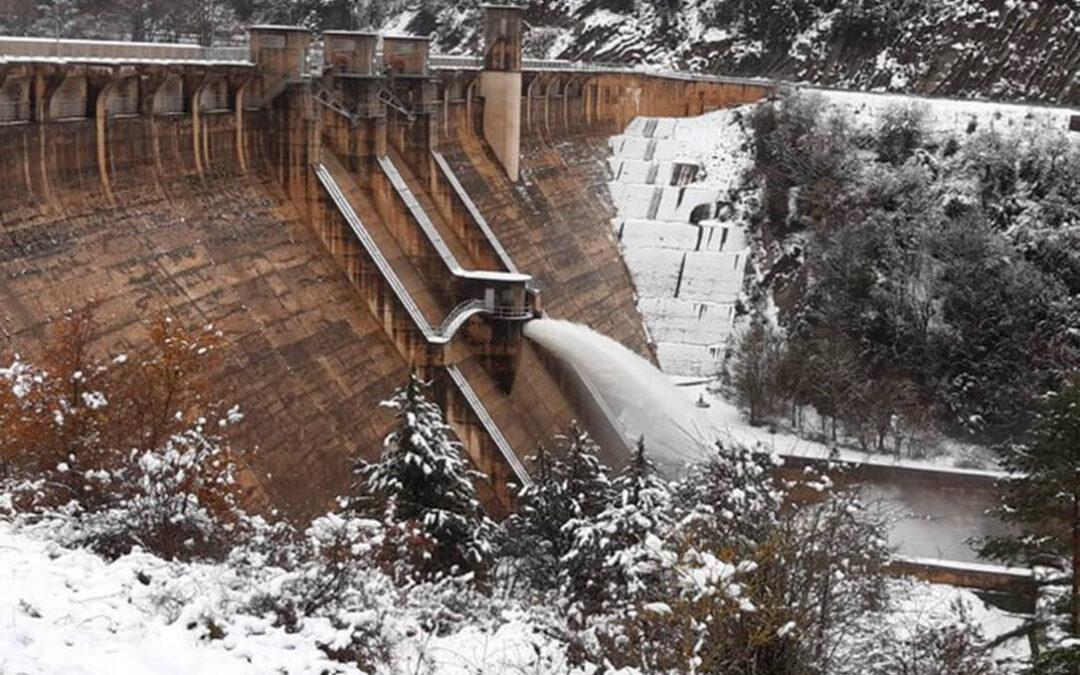 No todo son malas noticias: Filomena asegurarán los envíos de agua desde la cabecera del Tajo al Segura hasta primavera