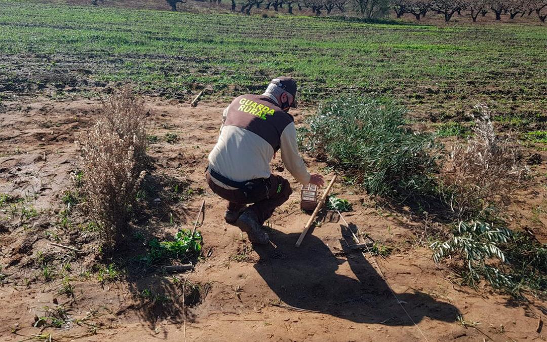 La Junta andaluza baraja conceder ayudas a la vigilancia de los cotos de caza tal y como reclaman los guardas rurales