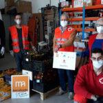 El clúster Mercalicante dona más de 37.146 kilos de alimentos para el desarrollo de iniciativas de carácter solidarias en 2020 1