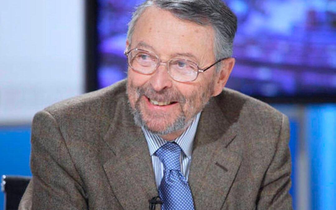 Aeceriber se despide de Alberto Oliart, que fue su presidente durante 18 años