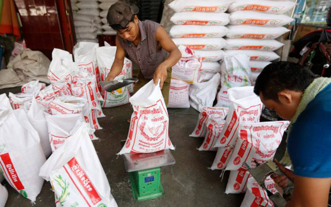 Tras el golpe militar: Piden que se suspendan cautelarmente las importaciones de arroz libre de aranceles con Myanmar