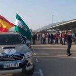 Los olivareros de Jaén se suman a las protestas por la situación del sector, los autónomos y el transporte 1