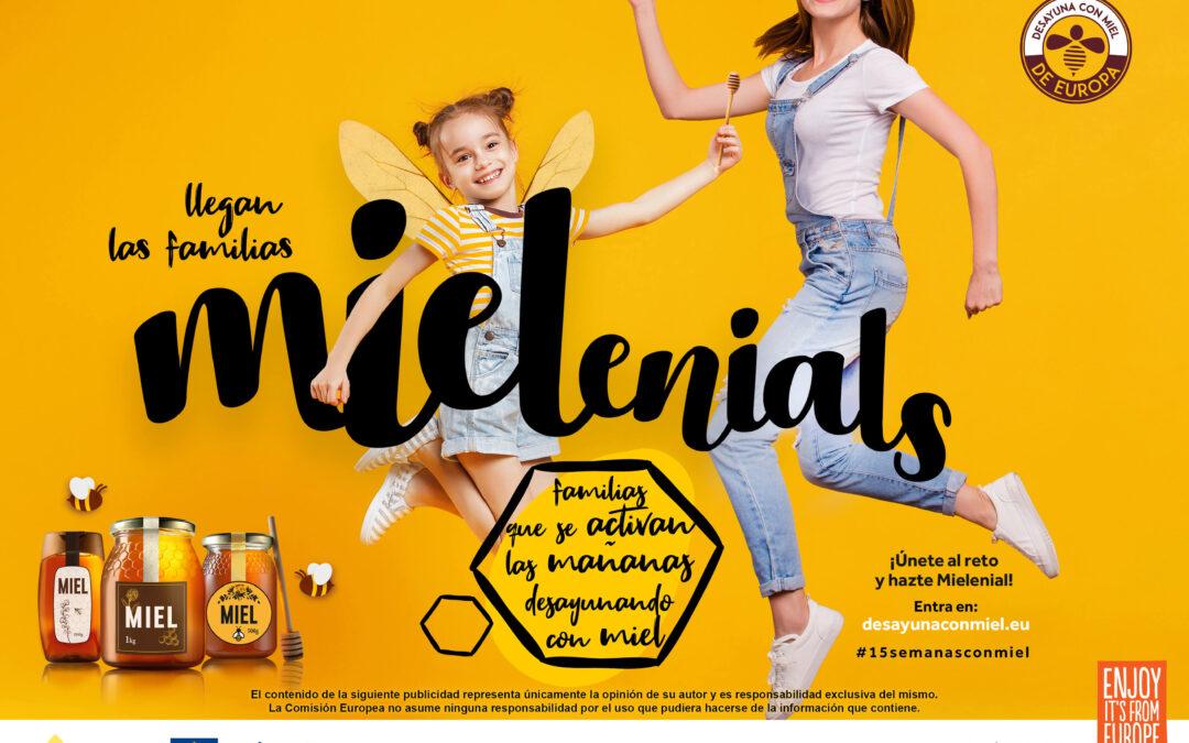 ASEMIEL-ANIMPA lanza una campaña para impulsar el consumo de la miel, un producto 100% natural y fundamental en la sostenibilidad