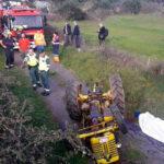 Otros dos agricultores octogenarios fallecen en sendos accidentes con sus tractores en un plazo de cuatro días 1