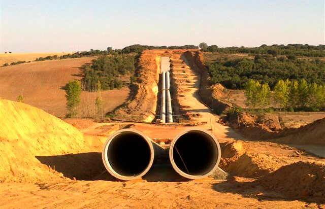 El BOE saca a información pública la ocupación de terrenos para nuevos regadíos de los Sectores VIII y IX de Payuelos