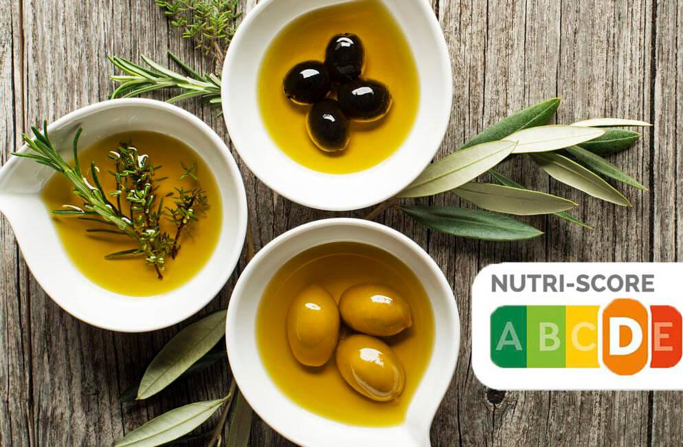 España propone sacar el aceite de oliva del sistema de etiquetado Nutriscore antes de que sea obligatorio en Europa