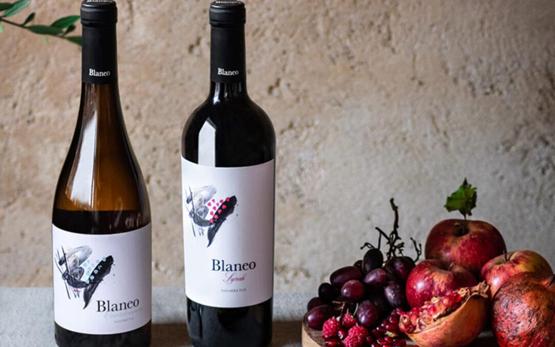 Pagos de Araiz lanza la nueva añada de su vino más premium, Blaneo Syrah 2018, que luce nueva imagen