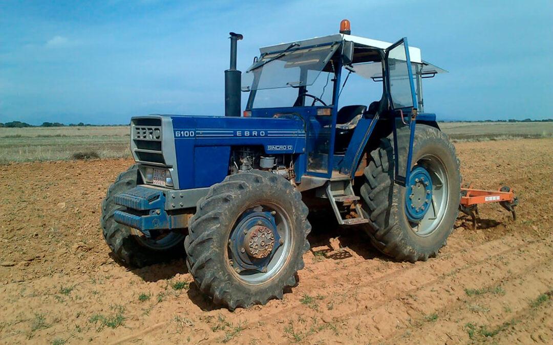 Desbloquean en gran medida que la mayoría de los tractores afectados por la falta de homologación de las cabinas puedan pasar la ITV