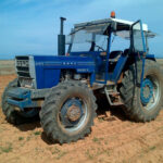 Desbloquean en gran medida que la mayoría de los tractores afectados por la falta de homologación de las cabinas puedan pasar la ITV 1