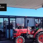 Casi 70 cooperativas extremeñas suministran carburantes al sector agrario, permitiendo el abastecimiento en las zonas rurales 1