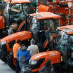 Agraria, la bienal de maquinaria agrícola de Valladolid, suspende su edición este año ante los problemas de movilidad por el Covid 1