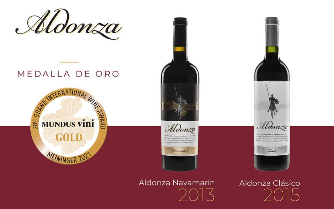 Aldonza Gourmet consolida su prestigio en Alemania al lograr dos nuevos oros en Mundus Vini