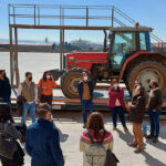 Jóvenes agricultores y ganaderos aprenden de primera mano la importancia de la investigación e innovación en la agricultura 1