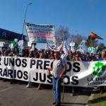 Convocada la primera protesta oficial contras las pérdidas que va a provocar la aplicación del plan de convergencia de la PAC 1