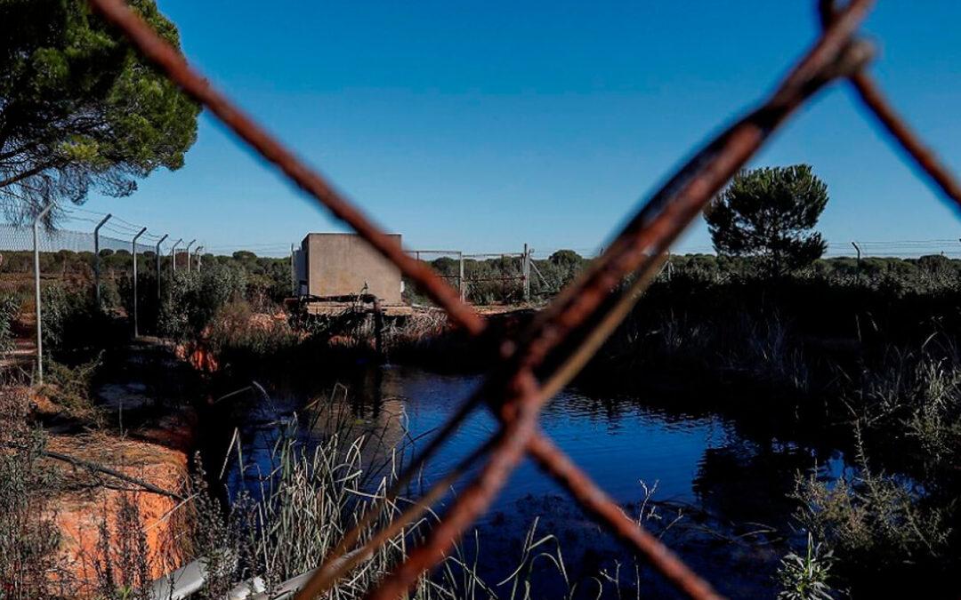 La Fiscalía pide penas de casi 4 años cárcel a 15 acusados, incuidos dos alcaldes, por extracción ilegal de aguas en Doñana