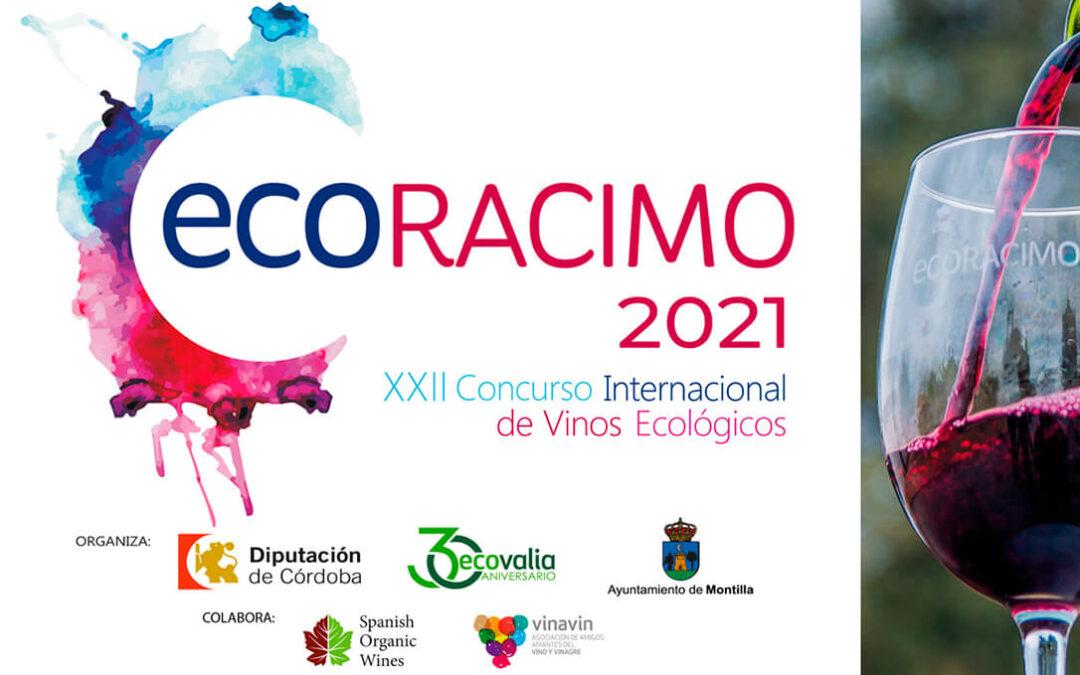 Ecovalia reunirá los mejores vinos ecológicos del mundo en una nueva edición de Ecoracimo