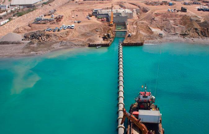 No hay solución sin compensación: Insta a arreglar de una vez por todas el «elevadísimo precio del agua desalada»