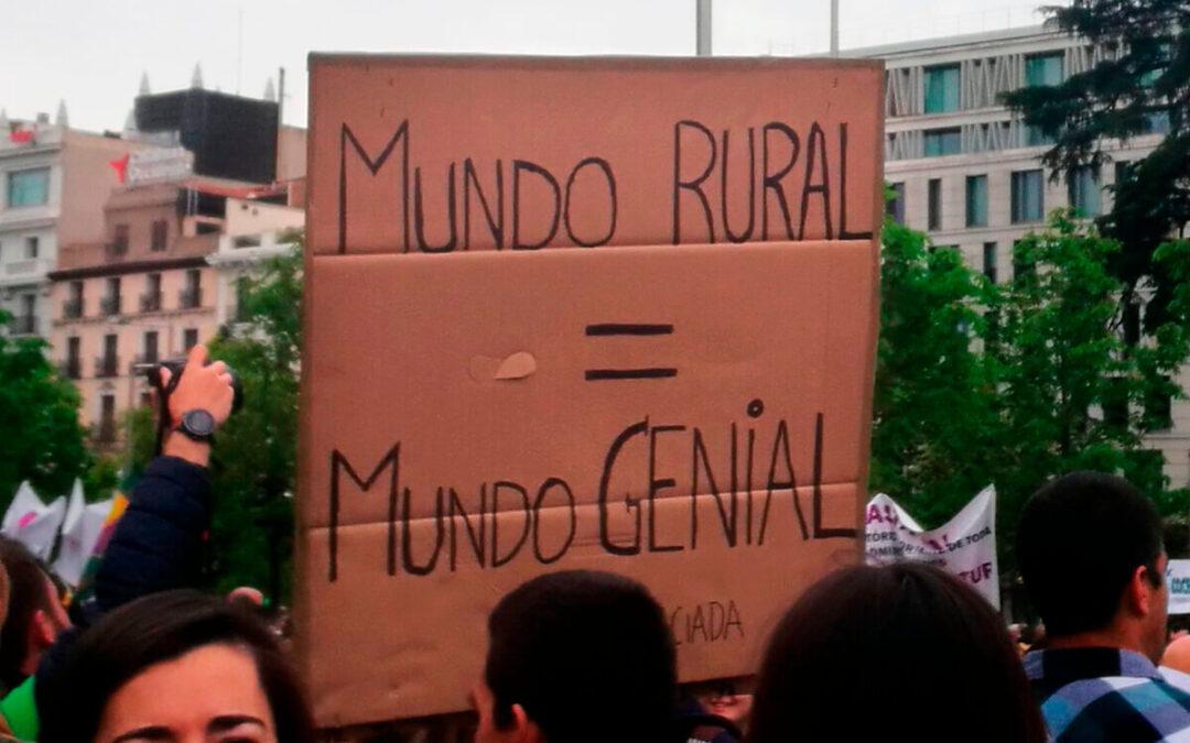 La España Vaciada en Castilla y León pide claridad en la gestión de los fondos europeos para no llegar tarde nuevo