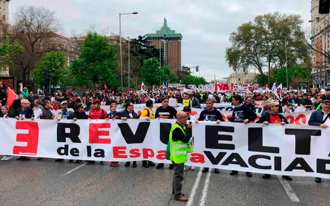 Fademur pide en el Senado que se dé voz a la España vaciada en la toma de decisiones