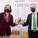 Inaugurada la primera fábrica de cerveza de España con emisiones cero y la más grande de Europa 1