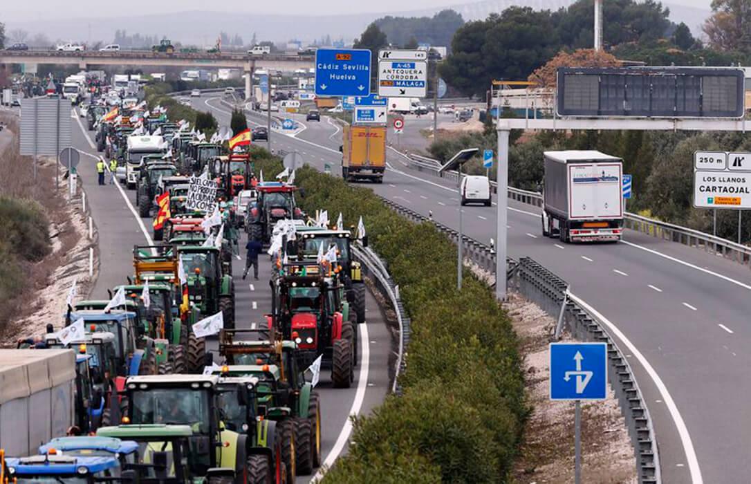 Convocan una tractorada contra una convergencia de la PAC que ya es «solo un anticipio de lo que nos esperará a partir de 2023»
