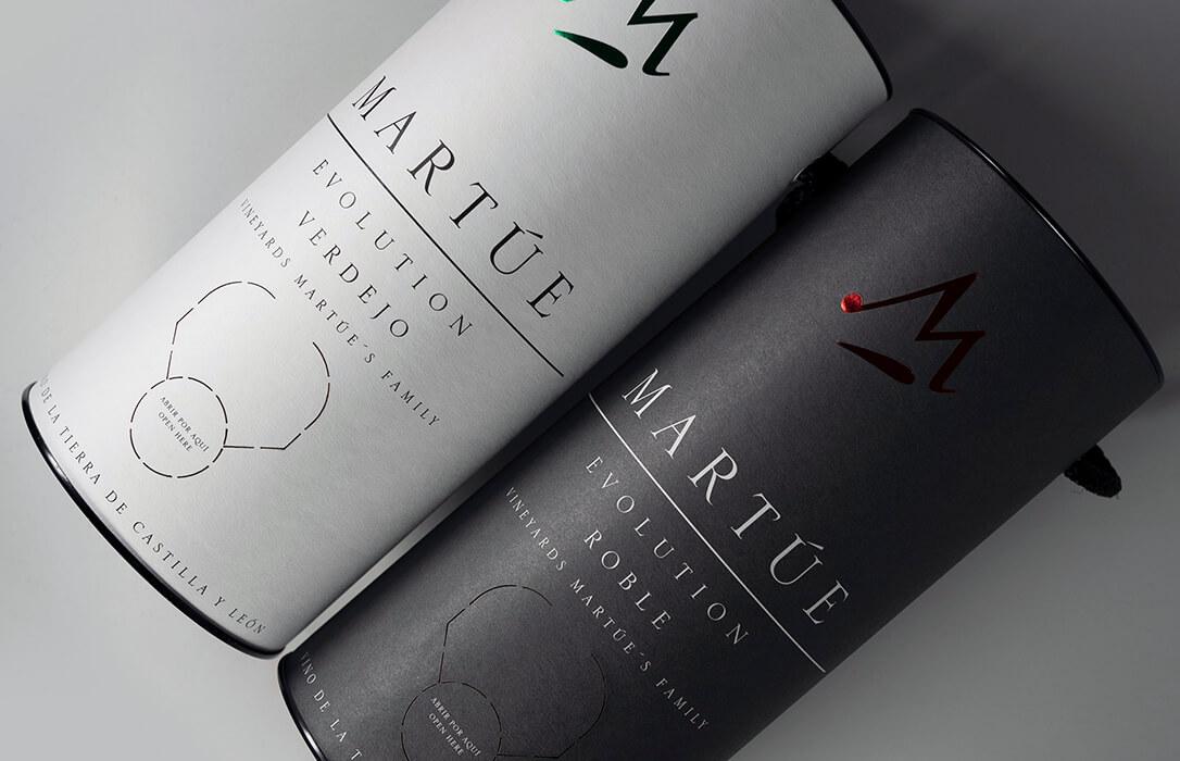 Bodegas Martúe un nuevo formato para sus vinos más práctico, manejable y sostenible y que no necesita sacacorcho