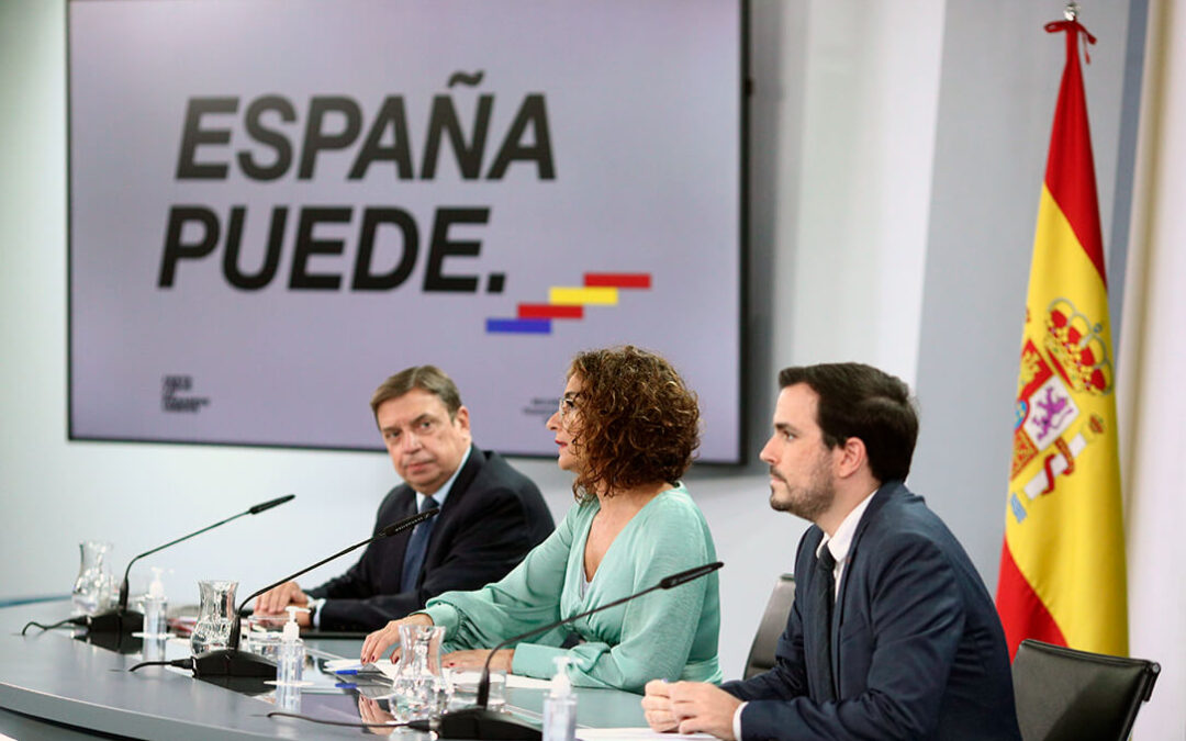 El etiquetado Nutriscore provoca una confrontación entre los ministros Garzón y Planas, que se niega a que afecte a la dieta mediterránea