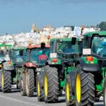 Tractorada Andalucía: «Planas quiere aplicar una Pre-PAC desde el inicio cuando lo que debería es copiar el modelo andaluz y exportarlo a España» 1