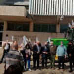 Córdoba toma el relevo del rechazo andaluz contra la convergencia de la PAC con una concentración para exigir la retirada del real decreto 1