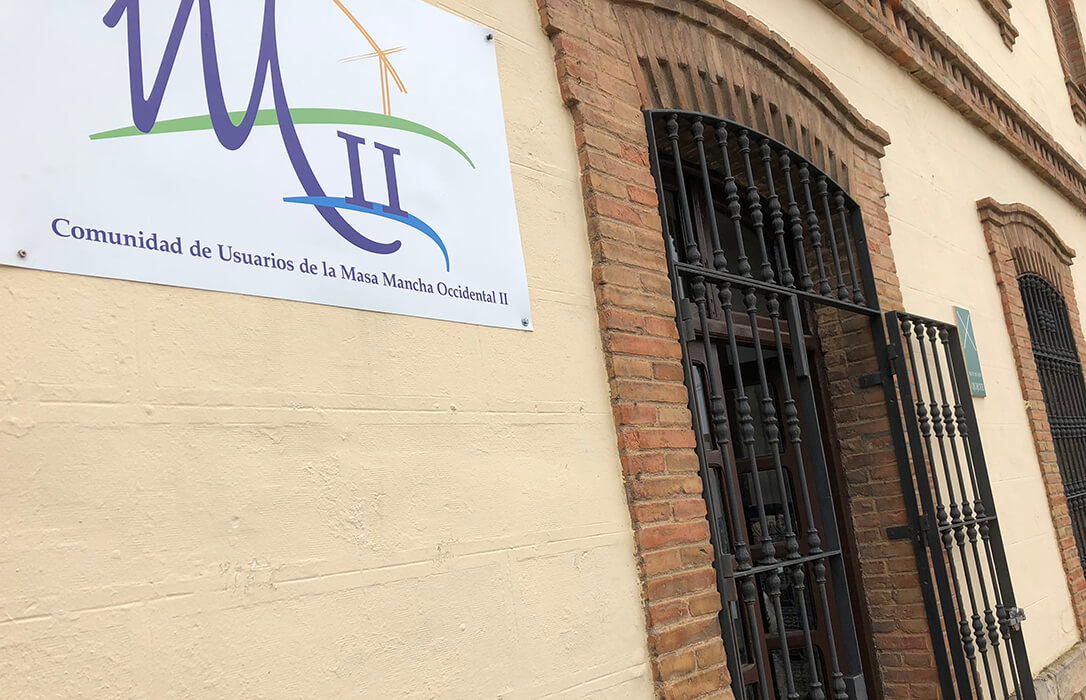 Los regantes llevan al Defensor del Pueblo y al Consejo de Buen Gobierno y Transparencia los retrasos administrativos de la CH Guadiana