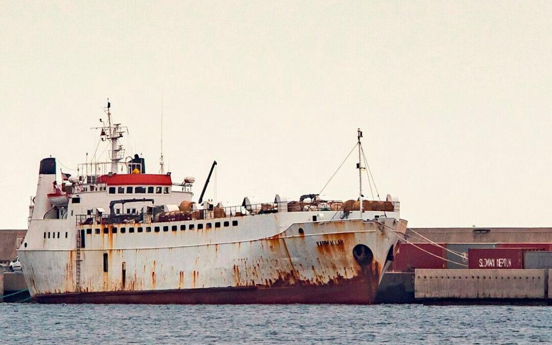 Orden clara para confirmar el sacrificio de las reses del barco de Cartagena mientras llega otro más con 1.800 terneros