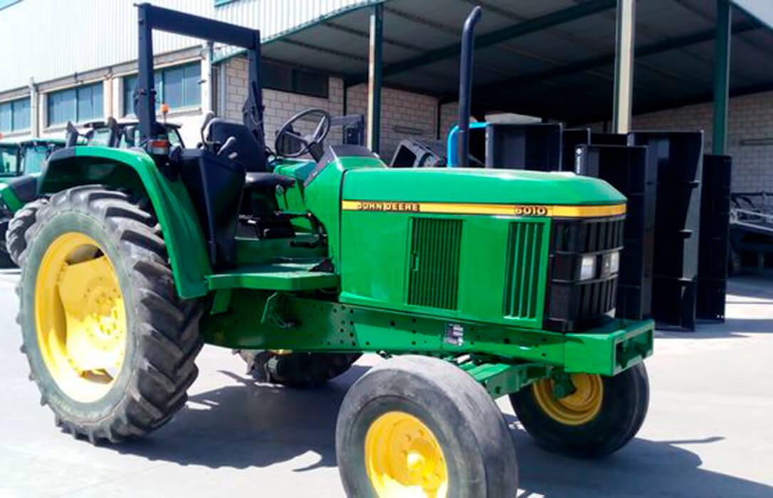 Último escollo: Acuerdo para solucionar el paso de la ITV de los tractores con una estructura de dos postes aunque todo depende de Industria