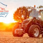 Un nuevo Tour de Francia subido en un tractor Valtra para concienciar a la sociedad sobre el papel de la agricultura 1