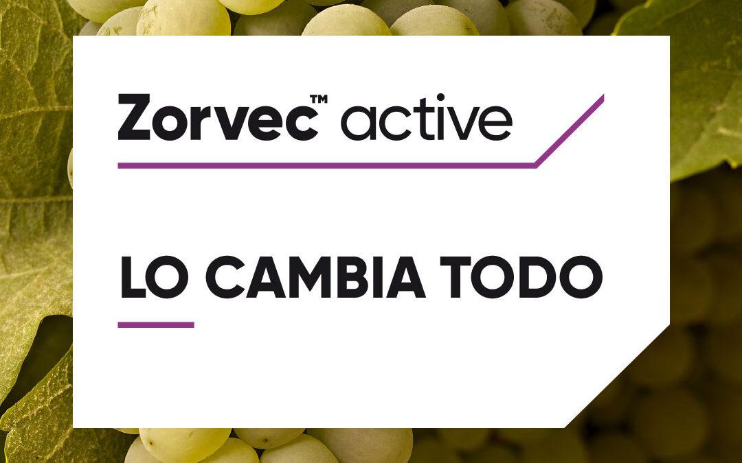 Corteva Agriscience presenta la gama Zorvec™ Active®, la solución fungicida antimildiu que lo cambia todo
