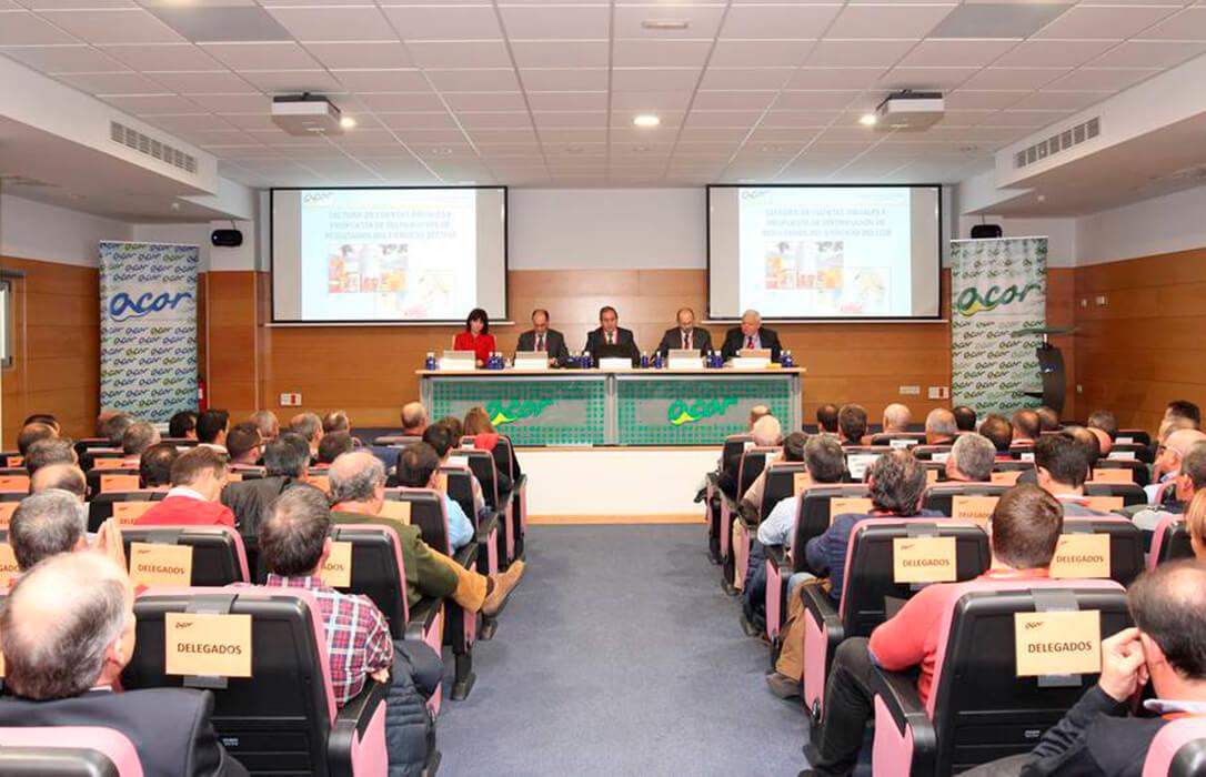 Un grupo de delegados de ACOR piden «transparencia» a Medrano y piden que se convoque una Asamblea, tras más de dos años sin reunirse