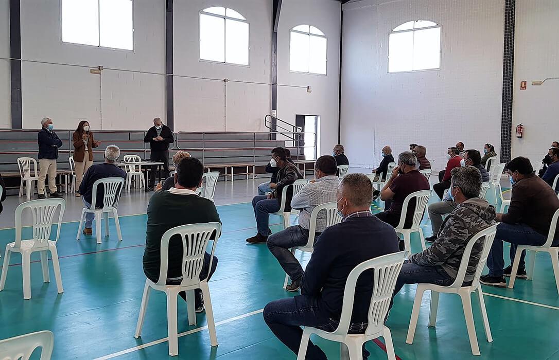 UPA Huelva asume la portavocía de la plataforma de afectados por el acuífero de Almonte