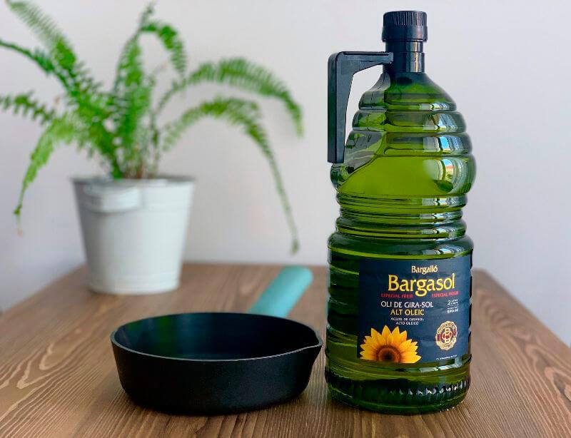 Bargasol, el aceite de girasol de alto oleico salta de las cocinas de los chefs a los hogares españoles