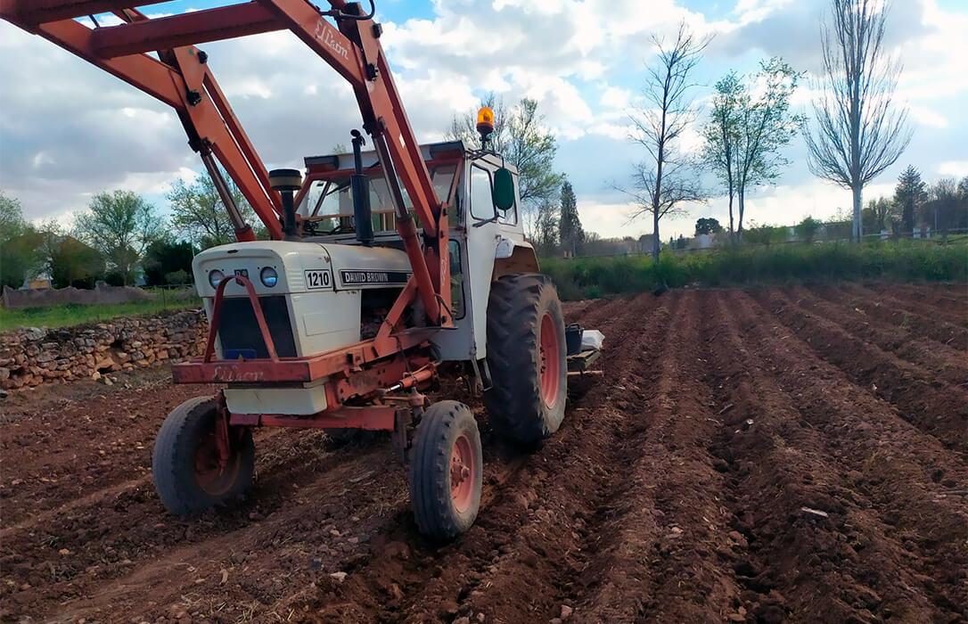 El mercado de tractores de segunda mano es casi cinco veces superior al de los tractores nuevos en la provincia de León