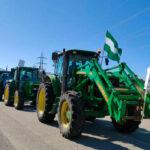 El campo se mueve: Protesta en Huelva, convocada otra unitaria en Sevilla y en Castilla-La Mancha retomarán las movilizaciones 1