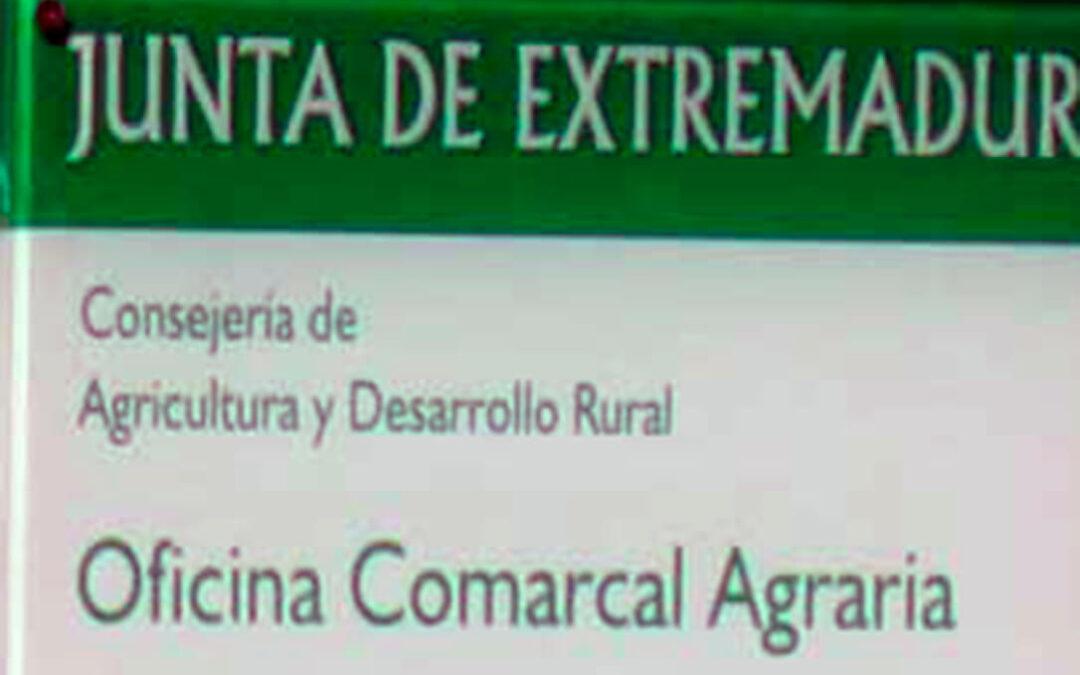 Se agrava la situación de la Extremadura Vaciada: La Junta cierra 21 oficinas comarcales agrarias y las ubica en grandes ciudades