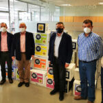 Grupo Interóleo incrementa su aportación al Banco de Alimentos y hace entrega de 937,5 litros de aceite de oliva virgen extra 1