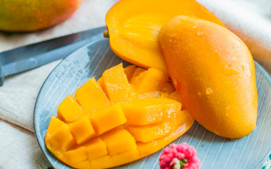 El consumo de mangos sigue creciendo en Estados Unidos a pesar del Covid 19 al convertirse en la fruta de moda