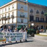 La guerra contra la PAC en Andalucía pasa de las calles a los ayuntamientos, con una petición de moción conjunta de rechazo en Cádiz 1