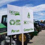 La Mesa de Interlocución Agraria de Andalucía mantiene su pulso con el Gobierno y se aferra a su unidad para frenar la nueva PAC 1