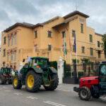El sector agrario andaluz toma Málaga en su última protesta contra la reforma de la PAC 1